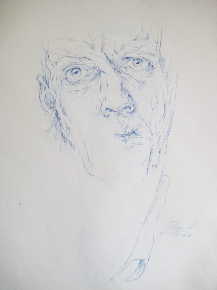 Autoportrait 2017