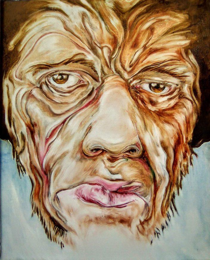 Autoportrait, 10-2019