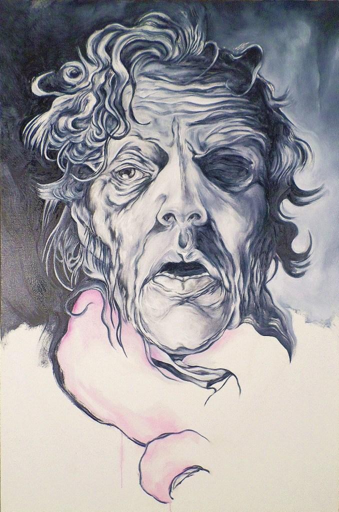 Autoportrait, 12-2019