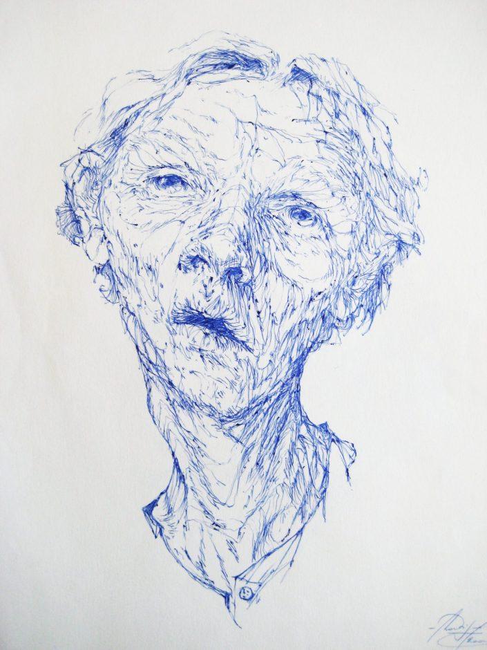 Autoportrait, 2000