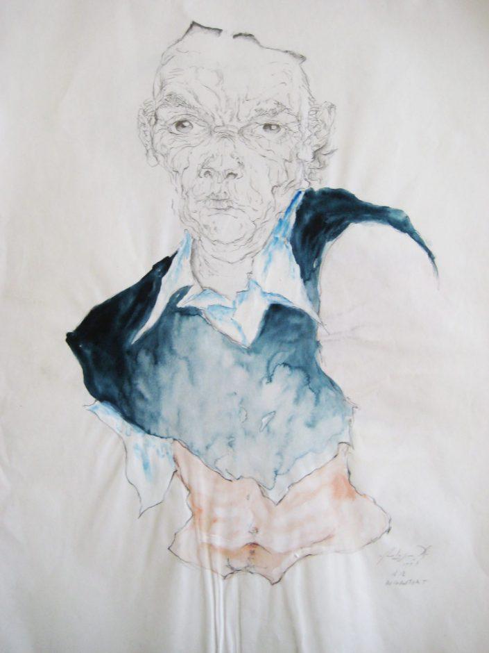 Autoportrait, 1998