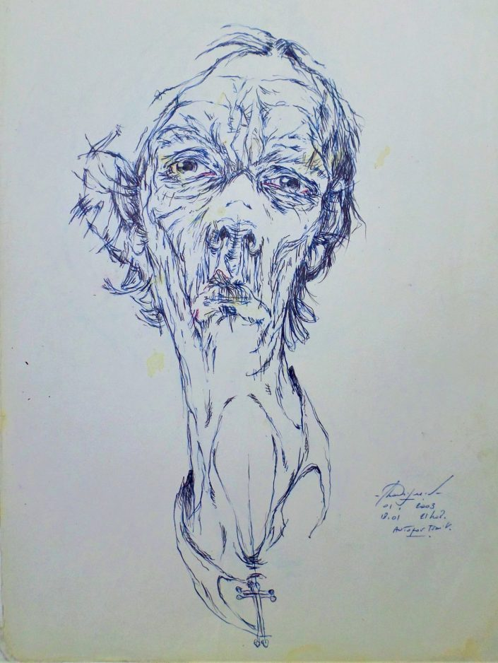 Autoportrait, 2003
