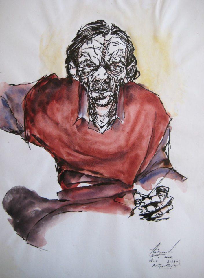 Autoportrait, 2002