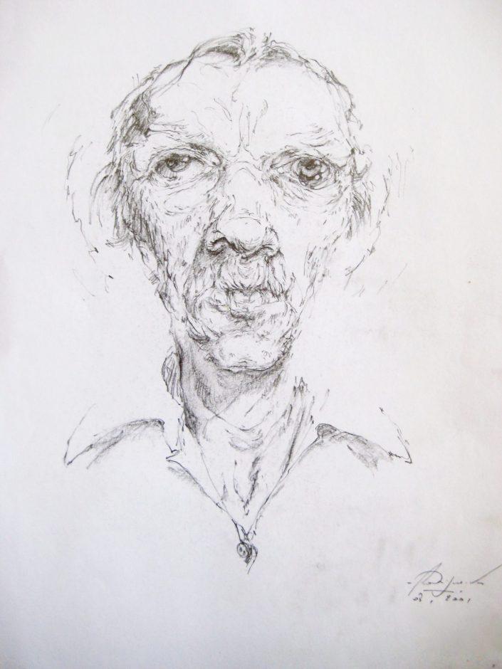 Autoportrait, 2001