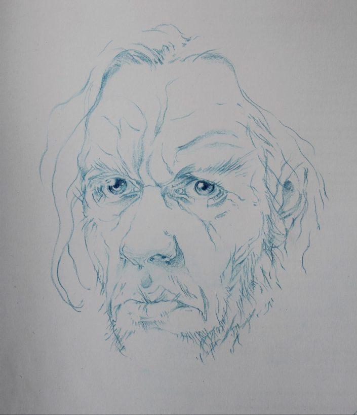 Autoportrait, 2021